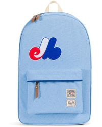 1b3cd4905b6 Herschel Supply Co. - Heritage - Mlb Cooperstown Collection Backpack - Lyst