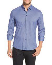 Stone Rose - Trim Fit Sport Shirt - Lyst