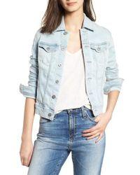 AG Jeans - Robyn Denim Jacket - Lyst