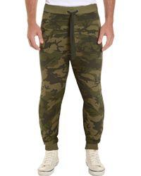 2xist Athleisure Men's Terry Sweatpants - Green