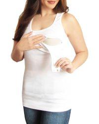 Bun Maternity | Maternity/nursing Tank | Lyst