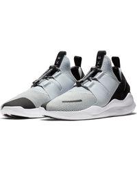 Lyst - Nike Free Run Commuter Sneakers in White for Men ed2dcbbf9