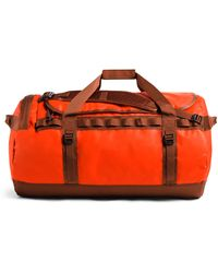 The North Face Base Camp Large Duffle Bag - Red