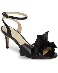 Butter Shoes | Butter Gem Embellished Ankle Strap Sandal | Lyst