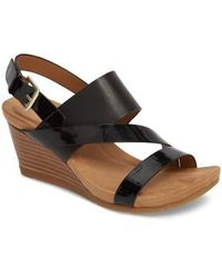 Comfortiva - Vail Wedge Sandal - Lyst