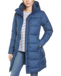 Patagonia - 'down With It' Water Repellent Parka - Lyst
