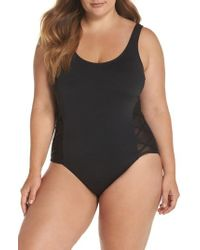 The Bikini Lab | Mio One-piece Swimsuit | Lyst