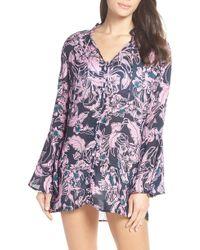 Maaji - Bucket List Cover-up Dress - Lyst