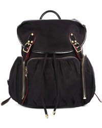 MZ Wallace Marlena Backpack - Black