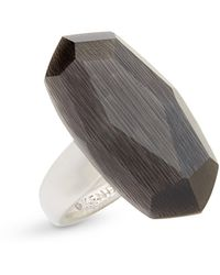 Kendra Scott Dani Cocktail Ring - Black