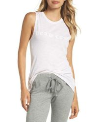 David Lerner - High/low Muscle Tank - Lyst