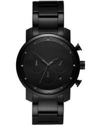 MVMT - Chrono Chronograph Bracelet Watch - Lyst