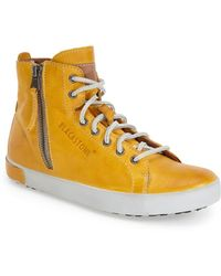 Blackstone - 'jl' High Top Sneaker - Lyst