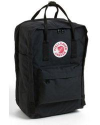 Fjallraven - 'kanken' Laptop Backpack - Lyst