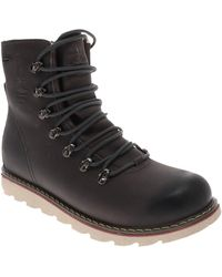 Royal Canadian Armstrong Waterproof Fleece Lined Boot - Multicolour