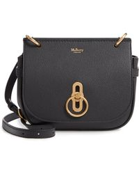Mulberry - Small Amberley Leather Crossbody Bag - Lyst