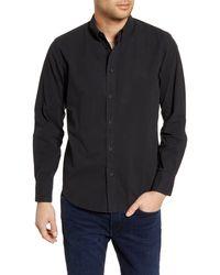 Rag & Bone Fit 2 Tomlin Slim Fit Button-down Shirt - Black