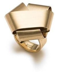 Alexis Bittar - Folded Knot Ring - Lyst