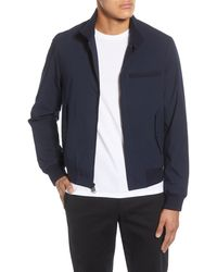 Vince - Harrington Regular Fit Jacket - Lyst