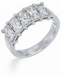Bony Levy | Diamond Ring (nordstrom Exclusive) | Lyst