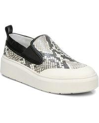 Franco Sarto Lazer Sneaker - Black