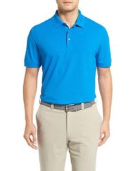 Cutter & Buck | Advantage Golf Polo | Lyst