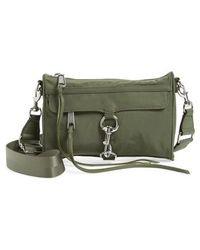 Rebecca Minkoff - Mini Mac Convertible Crossbody Bag - - Lyst