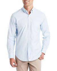 Vineyard Vines Murray Regular Fit Sport Shirt - Blue