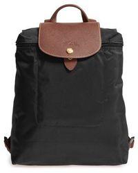 Longchamp - 'le Pliage' Backpack - - Lyst