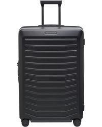Porsche Design Roadster Check-in Large 30-inch Spinner Suitcase - Black