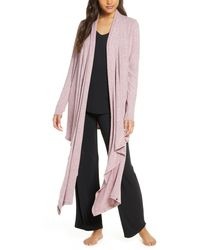 Nordstrom Hacci Knit Waterfall Cardigan - Multicolor