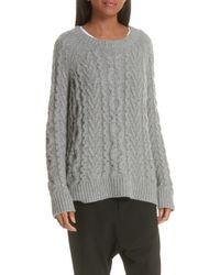 Nili Lotan - Arienne Cashmere Sweater - Lyst