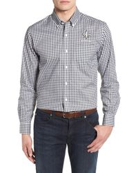 Cutter & Buck - League New Orleans Saints Regular Fit Shirt - Lyst