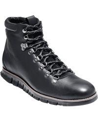 Cole Haan - Zerogrand Water Resistant Hiker Boot - Lyst