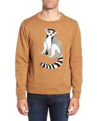 Bonobos - Lemur Regular Fit Sweatshirt - Lyst