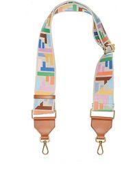 Fendi Strap You Guitar Bag Strap - Multicolour