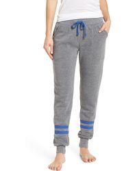 Alternative Apparel - Throwback Stripe Jogger Pants - Lyst