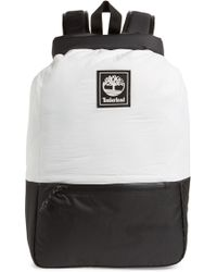 Timberland - Roll Top Backpack - Lyst