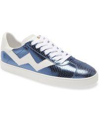 Stuart Weitzman Daryl Low Top Sneaker - Multicolour