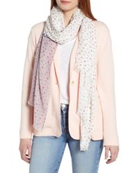 Kate Spade - If You Can See This Scarf - Lyst