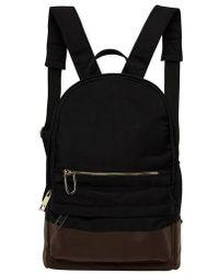 Urban Originals | Own Beat Vegan Leather Backpack | Lyst