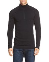 Smartwool | 'nts Mid 250' Long Sleeve Half Zip Pullover | Lyst