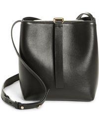 Proenza Schouler - Frame Leather Crossbody Bag - - Lyst