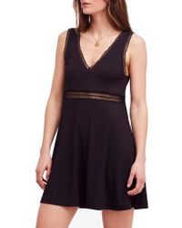 Free People - King Of My Heart Minidress - Lyst