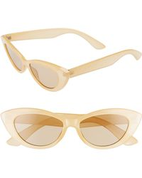 BP. - 51mm Cat Eye Sunglasses - - Lyst