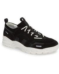AMI - Colorblock Runner Sneaker - Lyst