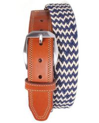 Martin Dingman | 'beck' Stretch Belt | Lyst