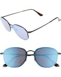 Ray-Ban - Erika Classic 54mm Sunglasses - - Lyst