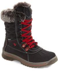Santana Canada - 'maldine' Waterproof Hiker Boot - Lyst