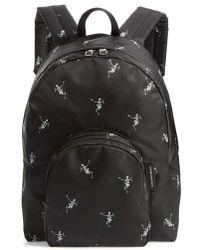 Alexander McQueen - Dancing Skeleton Backpack - - Lyst